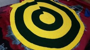 Ducks Circular Blanket