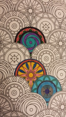 Medium: Color Marker (unfinished)